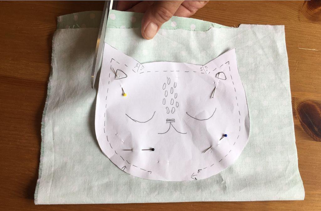 Häufig Nähen: Katzen-Wärmekissen selber machen - Pack es an - Stuttgarter YU93