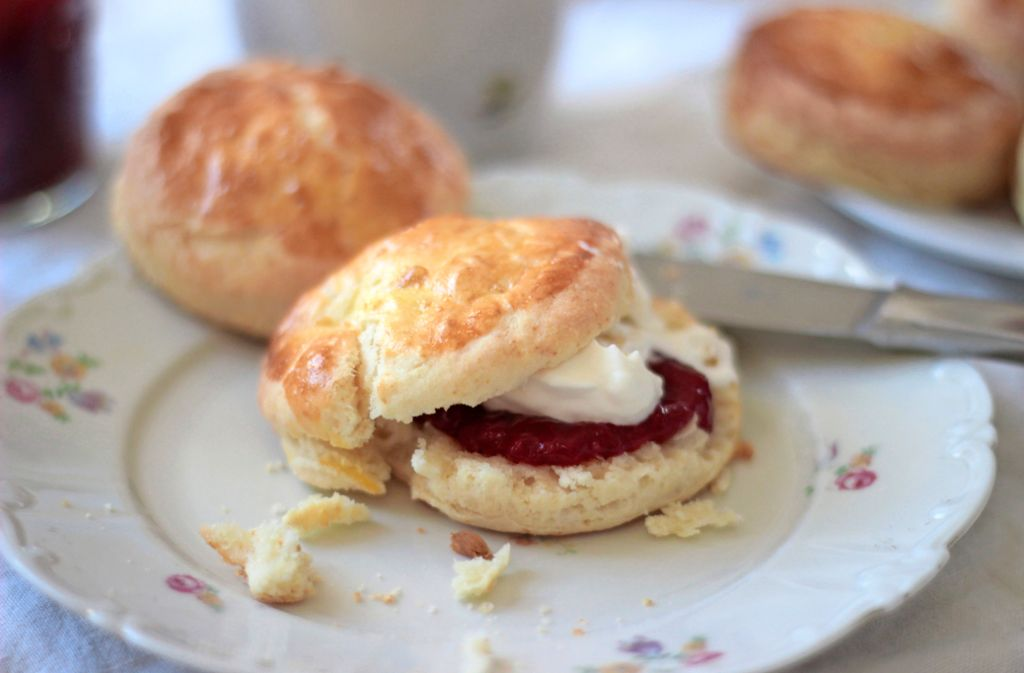 Its teatime!: Leckere Scones backen