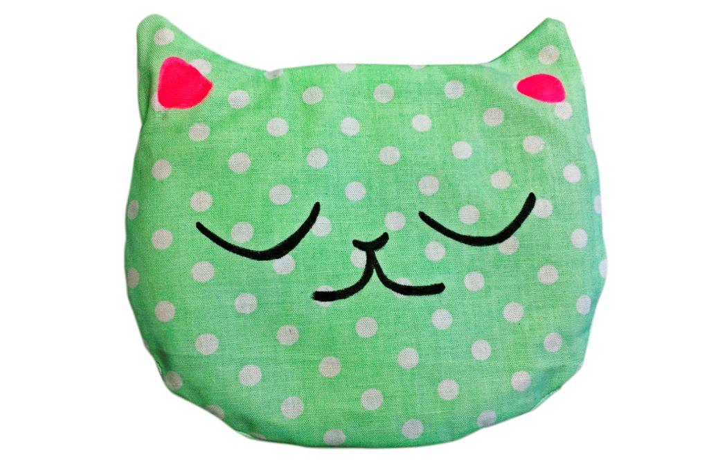 Fabulous Nähen: Katzen-Wärmekissen selber machen - Pack es an - Stuttgarter NC83